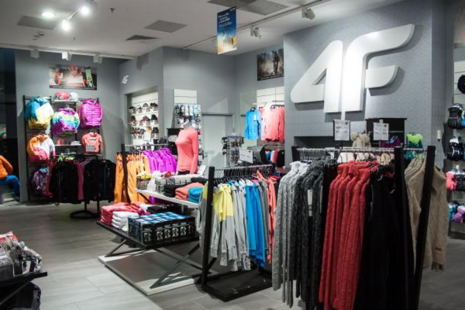 Rozrasta się sieć sklepów 4F