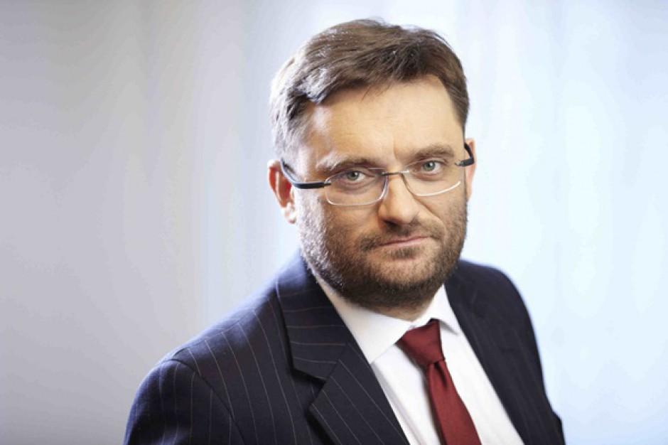 Paweł Tamborski prezesem GPW