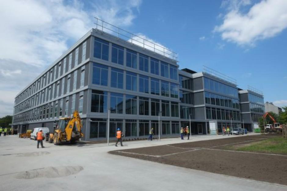 Zakończenie budowy drugiego etapu Enterprise Park coraz bliżej