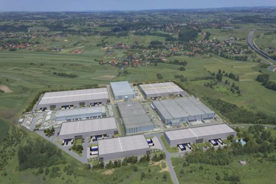 Goodman buduje nowy obiekt w Kraków Airport Logistics Centre