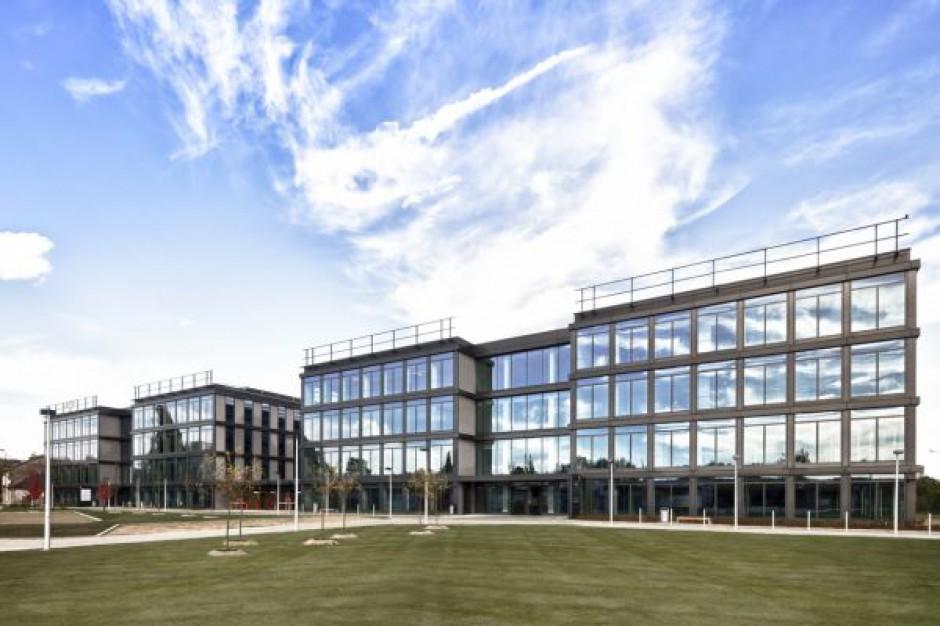 Nowy najemca budynku C w Enterprise Park