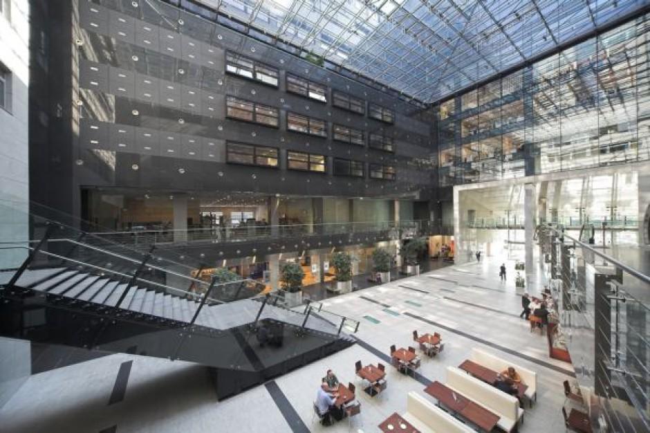 Biurowiec Focus Z Certyfikatem Ekologicznym Biura