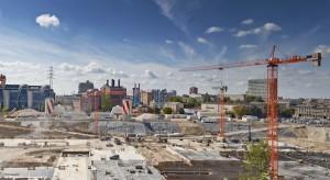 Łódź Fabryczna wchodzi w nowy etap budowy