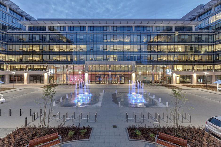 T-Mobile Office Park prawie całkowicie wynajęty
