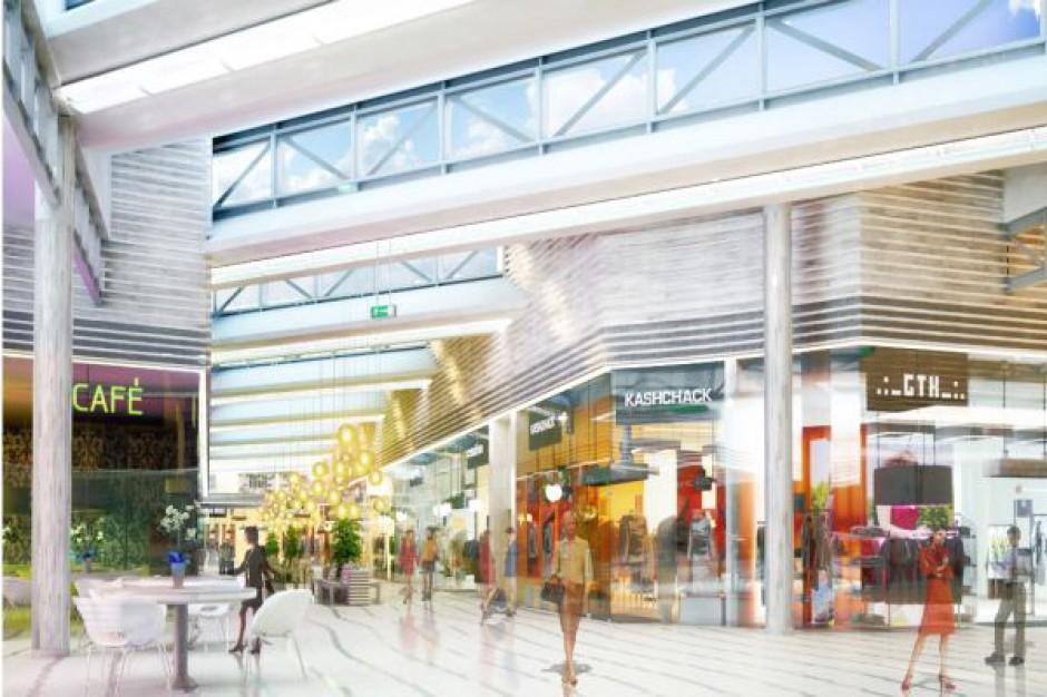 Modernizacja Centrum Handlowego Auchan Gdańsk