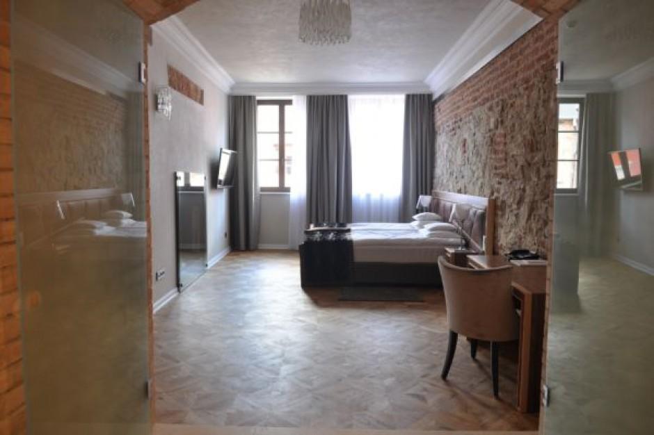 Wystartował pierwszy pięciogwiazdkowy hotel w Lublinie