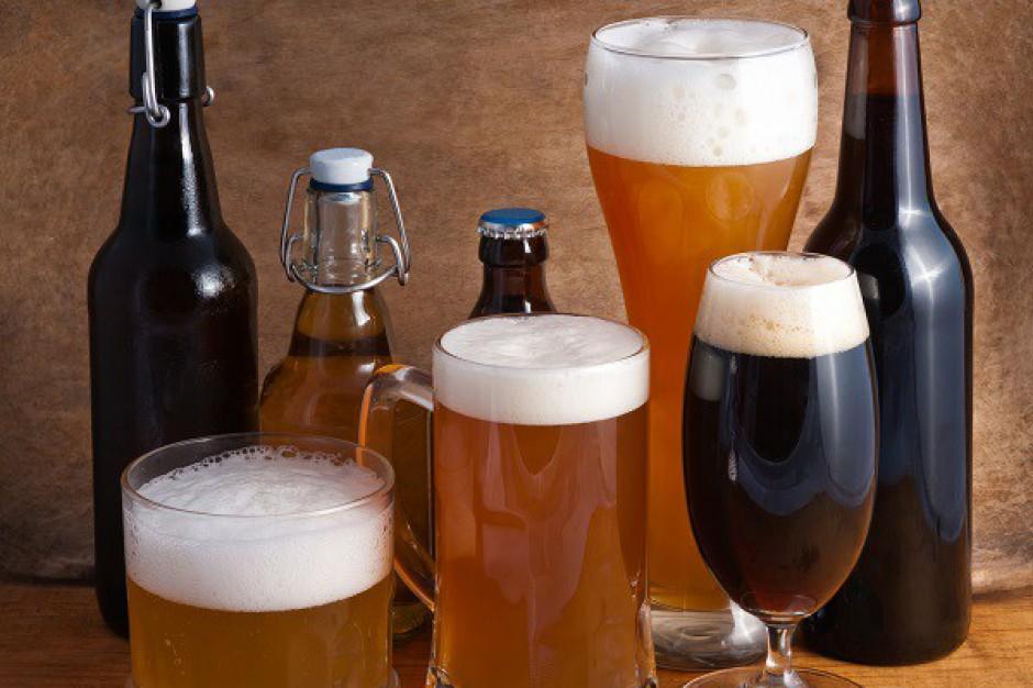 Piwo w sklepach polskiej marki modowej