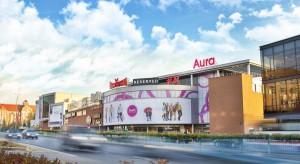 Znane marki przedłużyły umowy najmu w olsztyńskiej Aurze