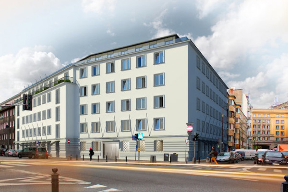 Mokotowska 33 - nowy projekt biurowy w centrum Warszawy