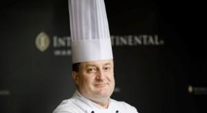 Hotel InterContinental Warszawa ma nowego szefa kuchni