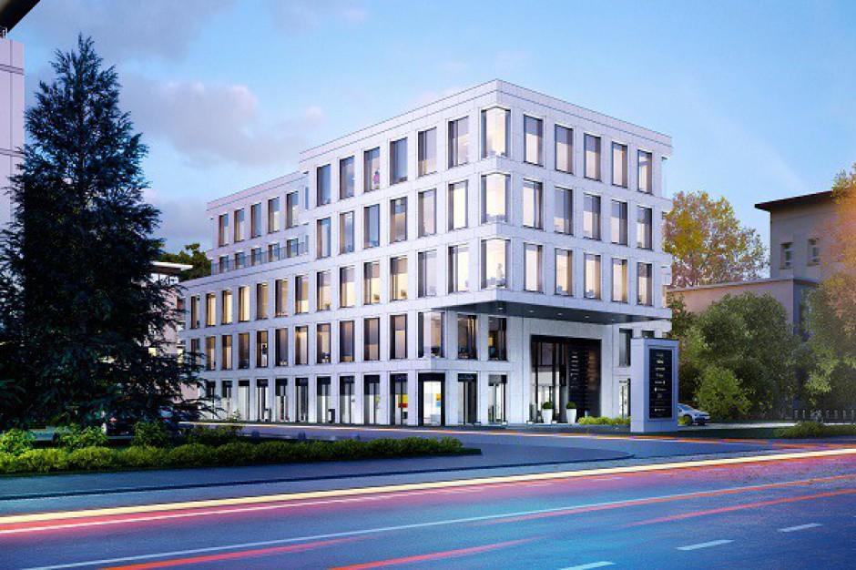 Szykuje się nowa inwestycja biurowa w Krakowie