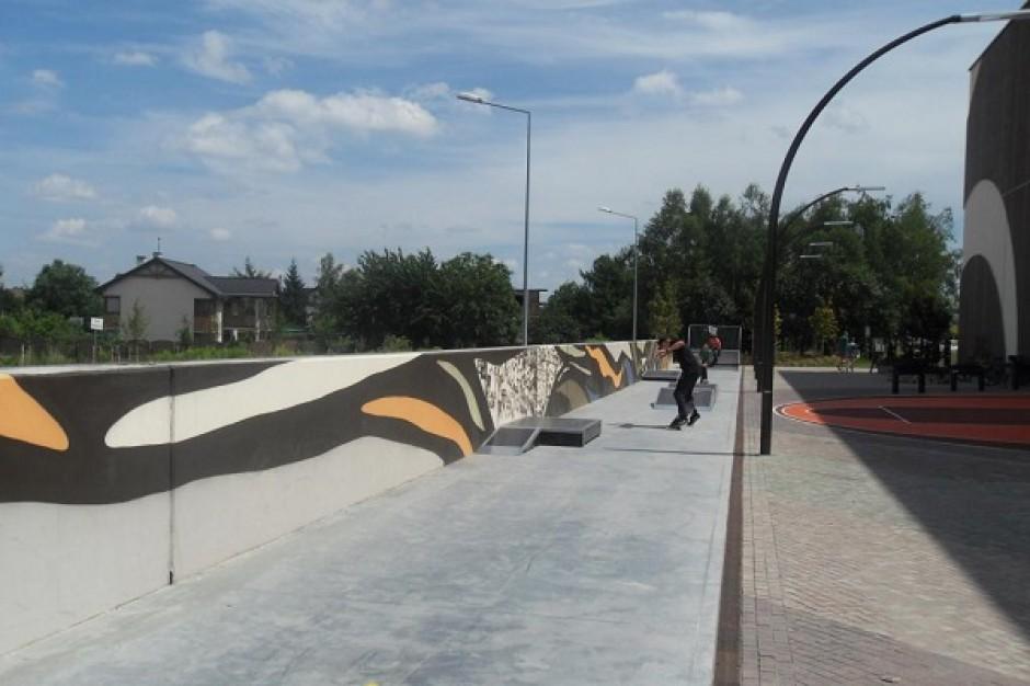 Galeria Bronowice otworzyła skatepark