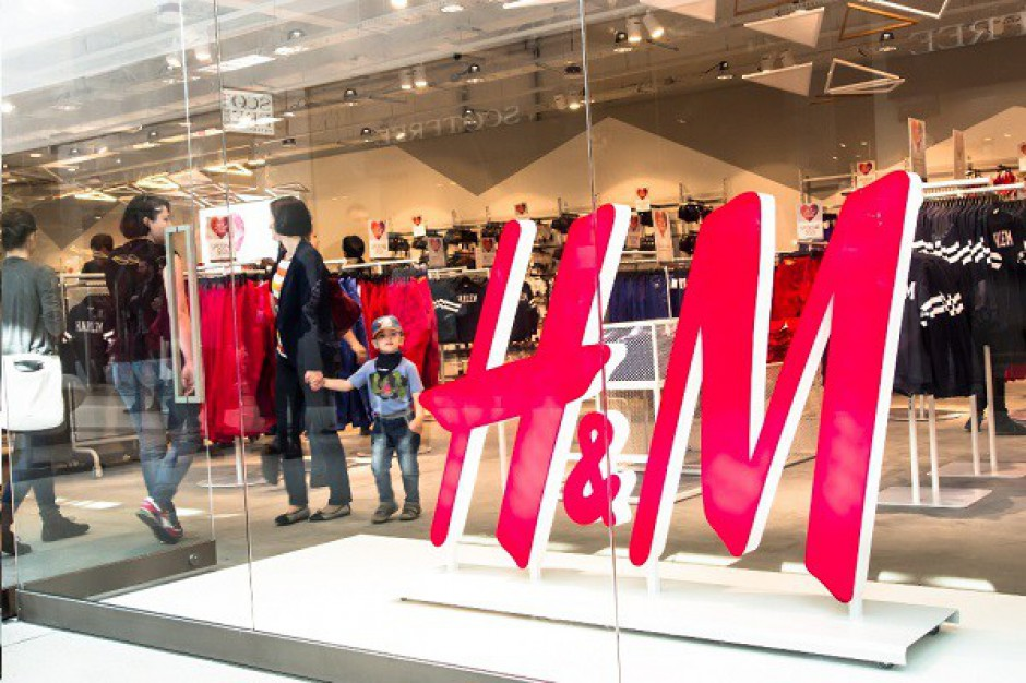 Pop-up store H&M znika z Factory Annopol