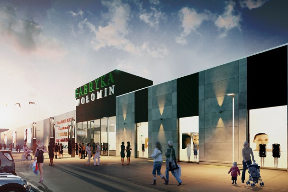 Carrefour kluczowym najemcą centrum handlowego Fabryka Wołomin