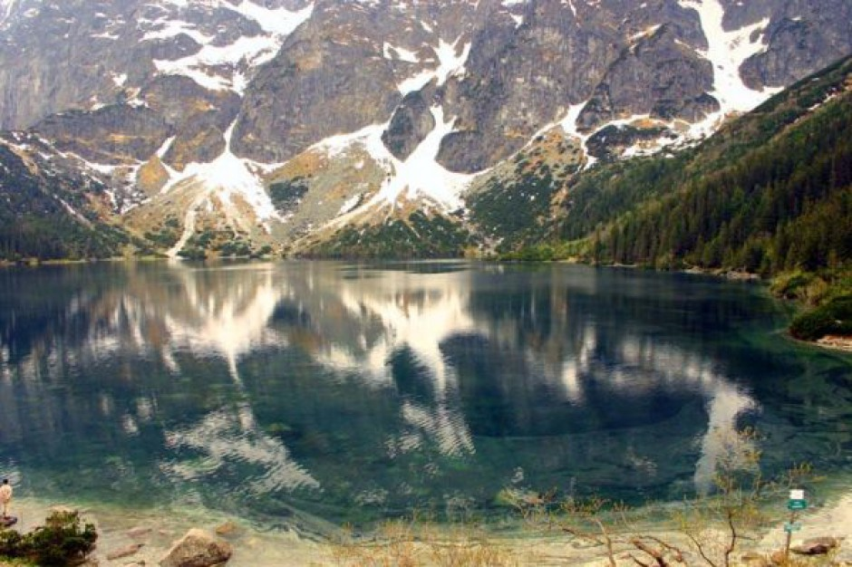 Morskie Oko na liście najpiękniejszych jezior świata