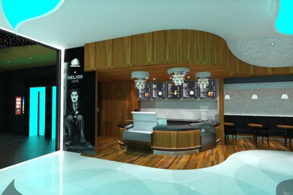 Kino Helios w Olsztynie przejdzie modernizację