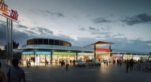 Zbliża się koniec budowy centrum handlowego Vis a Vis w Łodzi