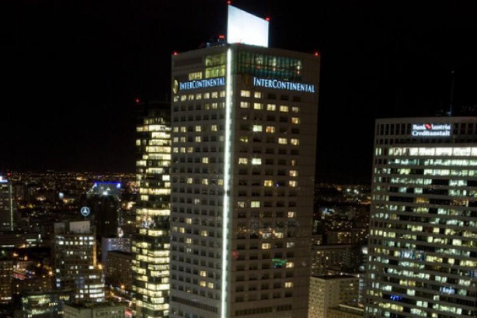 Hotele pięciogwiazdkowe to nadal przywilej wybranych miast