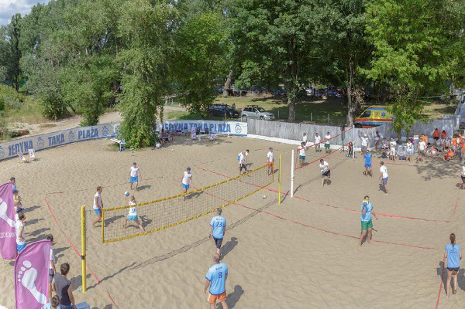 V Charytatywny Turniej Siatkówki Plażowej Branży Nieruchomości Komercyjnych