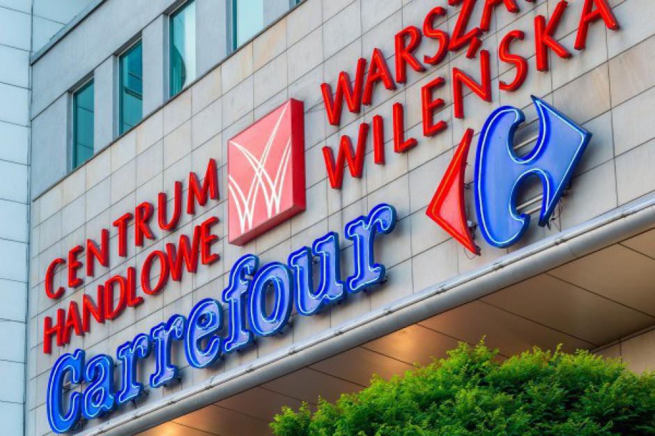 Carrefour przeznacza coraz większe kwoty na inwestycje w Europie