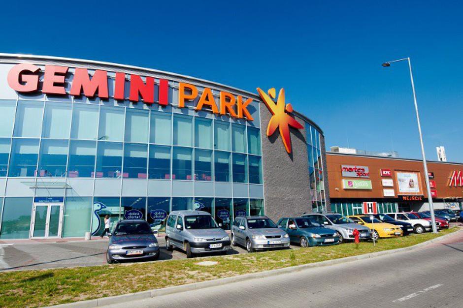 Rekordowe półrocze w Gemini Park Tarnów