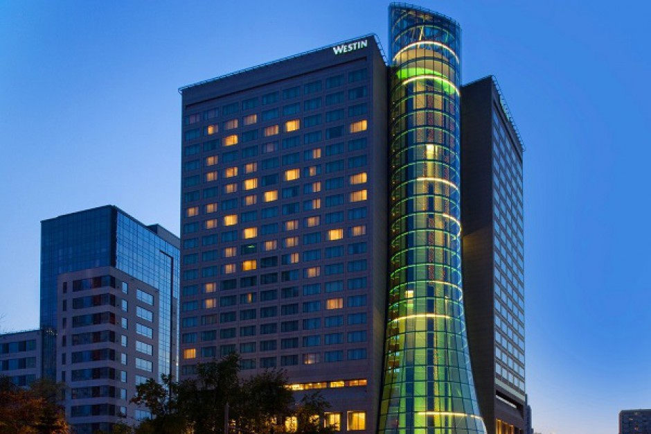 Skanska przejmie hotel Westin w Warszawie?