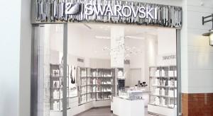 Sklep Swarovski w warszawskiej Arkadii zmienił lokalizację