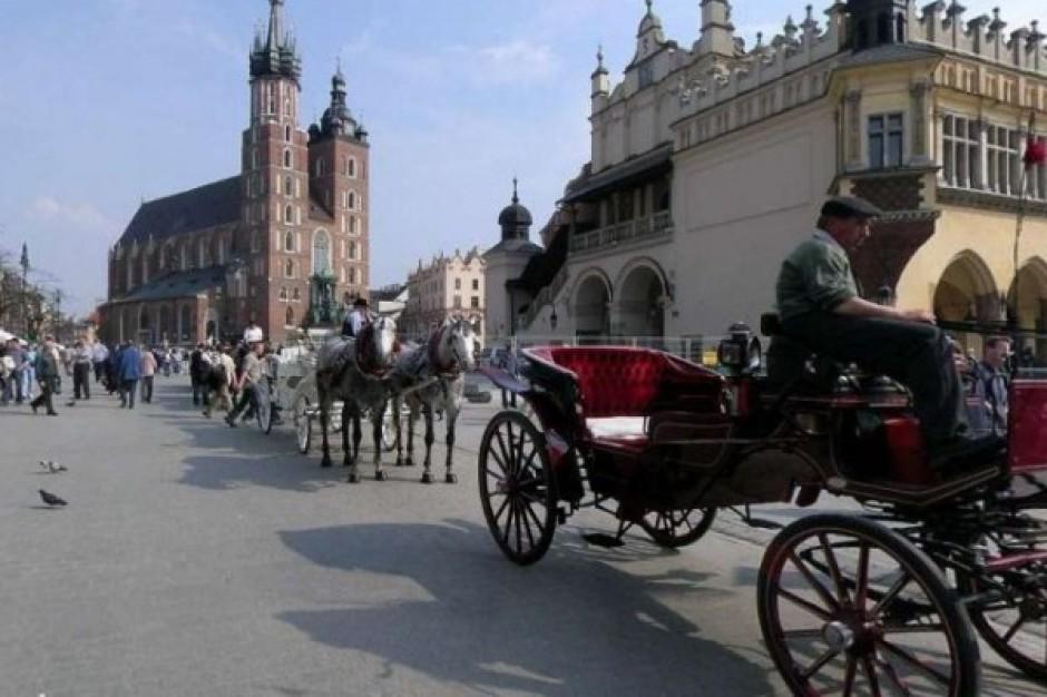 Kraków hotelami stoi