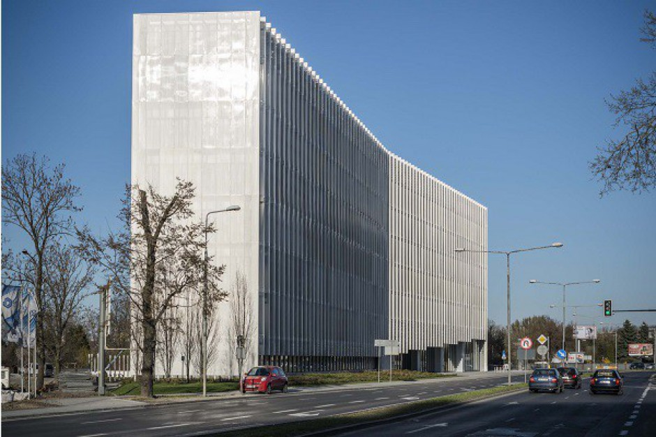 GreenWings Offices projektu JEMS Architekci bliski nagrody Prime Property Prize