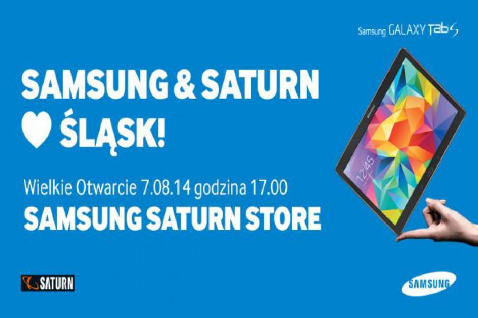 Saturn i Samsung otwierają pierwszy wspólny sklep w Polsce