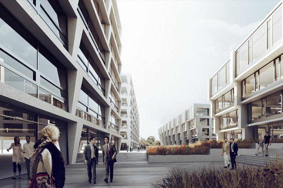 Garvest Real Estate zbuduje kompleks biurowy na warszawskim Służewcu