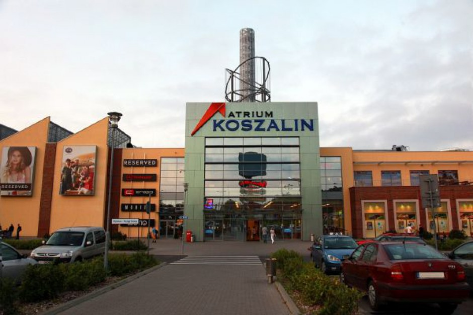 Atrium Koszalin powiększa ofertę sportową