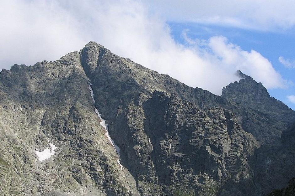Trudne warunki w polskich Tatrach