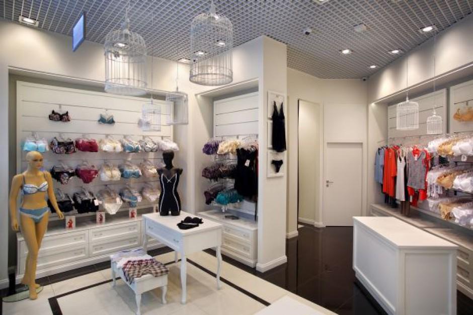 Aranżacja butików z bielizną wyzwaniem dla architektów