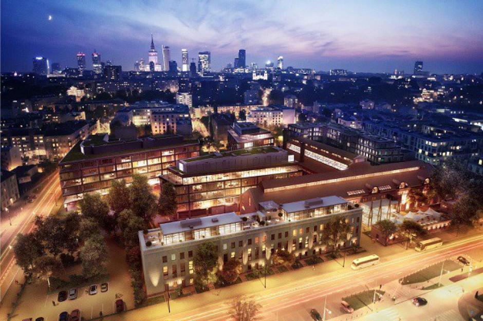 Hochtief ujawnia nazwę multifunkcyjnej inwestycji na warszawskim Powiślu