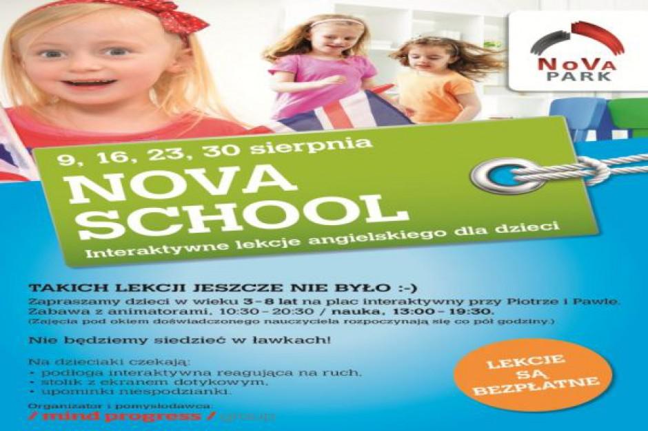 Angielski dla dzieci w NoVa Park