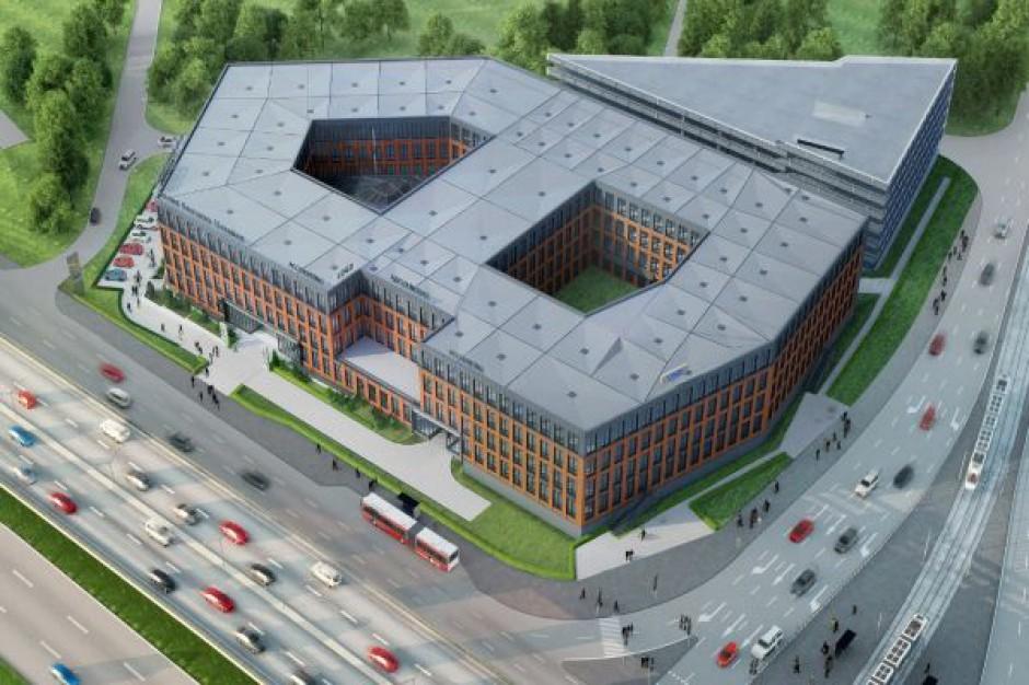 Finansiści potrzebują więcej przestrzeni w krakowskim biurowcu