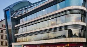 Biurowiec New Point Offices w całości wynajęty