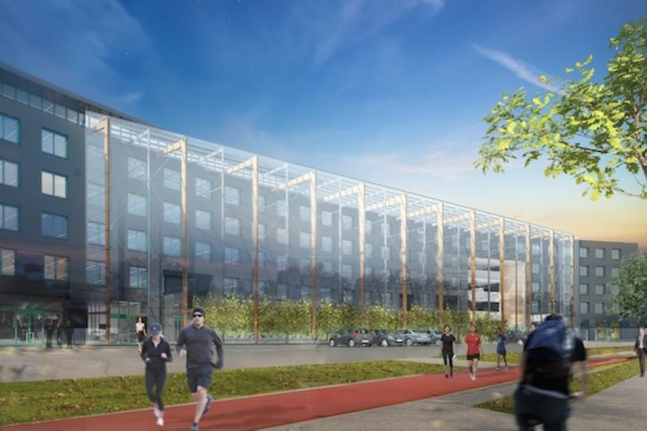 Modernizacja Adgar Park West wkracza w decydującą fazę