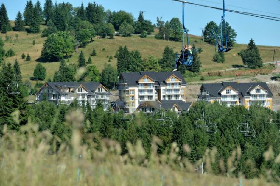 Rusza budowa condohotelu przy ośrodku Czarna Góra