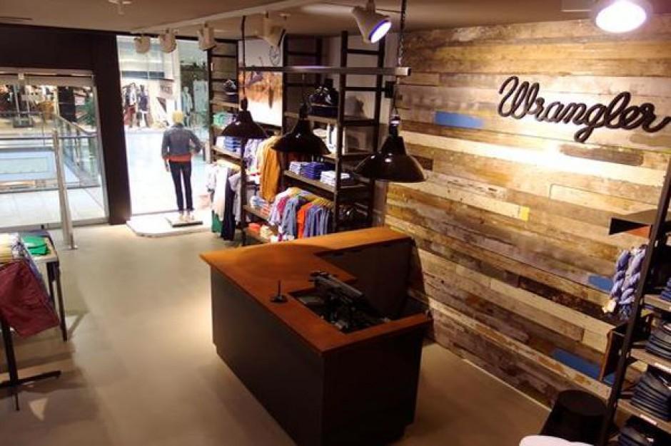 Pierwszy samodzielny sklep Wrangler w Polsce