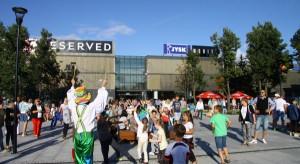 Bramę Mazur w pierwszych dniach otwarcia odwiedziło prawie 100 tys. osób