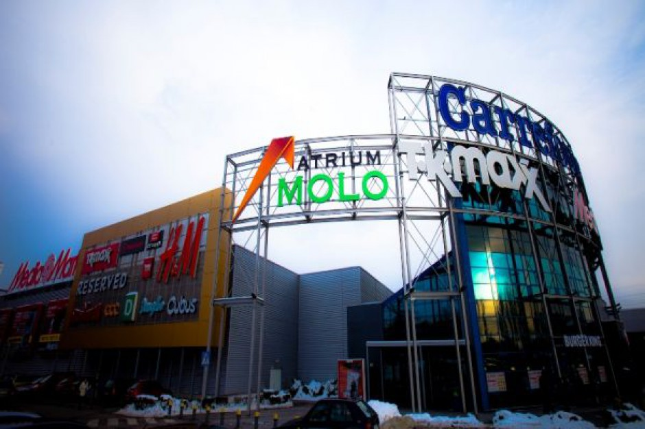 Atrium Molo z nowym najemcą