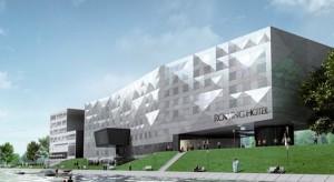 Startuje budowa wyjątkowego biurowca nad Wisłą