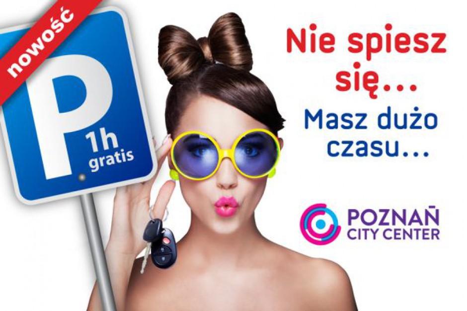 Darmowe parkowanie w Poznań City Center
