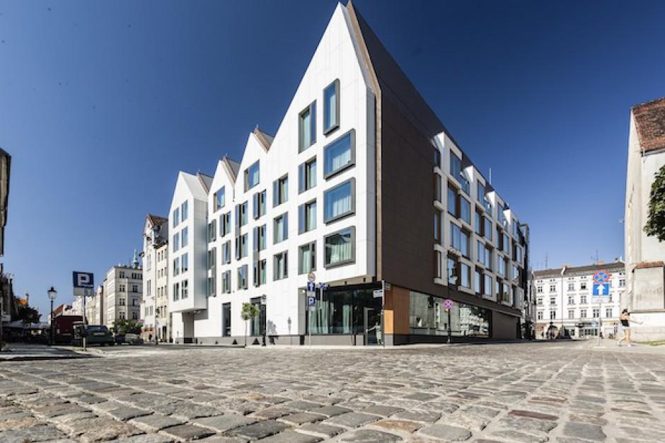 Hotel, gdzie design spotyka się z przyjazną technologią