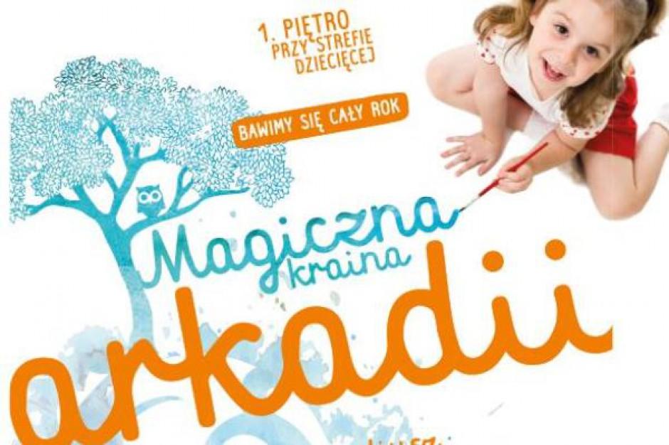 Warszawska Arkadia zaprasza na weekendowe zajęcia edukacyjne