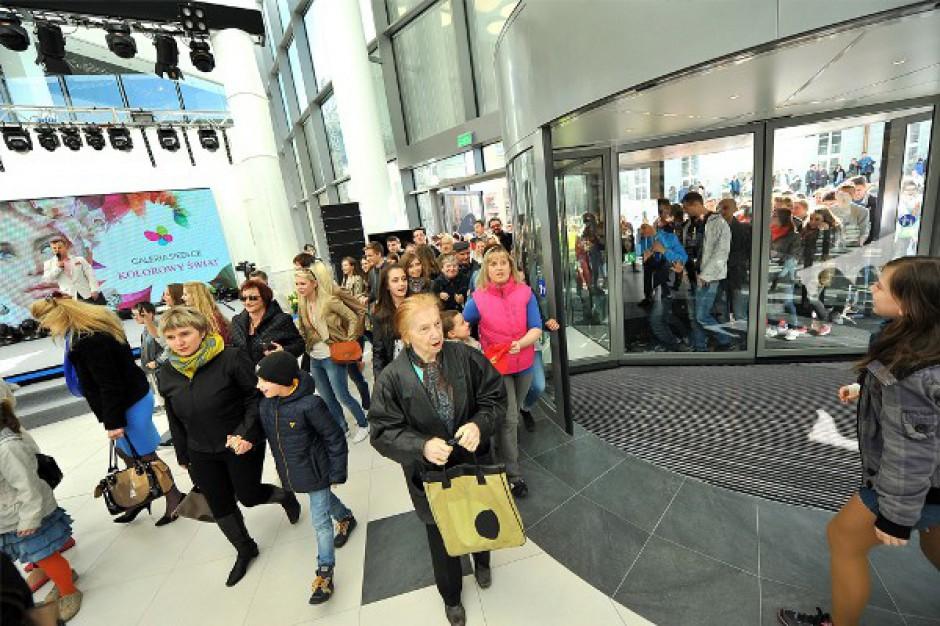 Ponad 1,5 mln klientów w Galerii Siedlce. Będą nowe sklepy