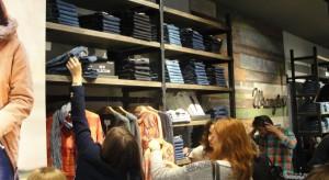Wrangler otworzył swój pierwszy samodzielny sklep w Polsce