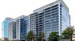 Pierwsza faza budowy Eurocentrum Office Complex zakończona